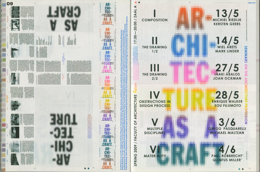 Karel Martens, Re-printed Matter (2019)