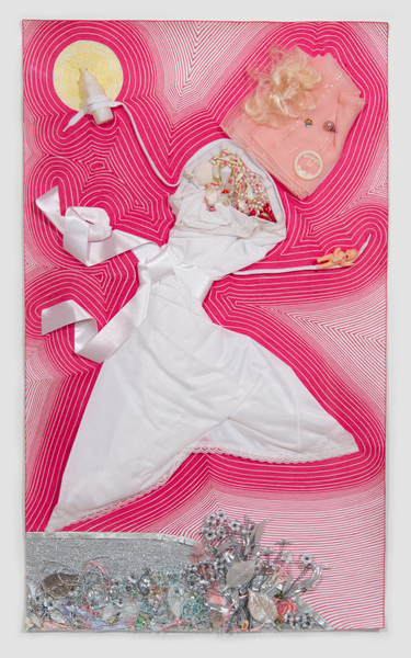 2017.01 Bonnie Lucas: Young Lady, Running Mother, 1983
