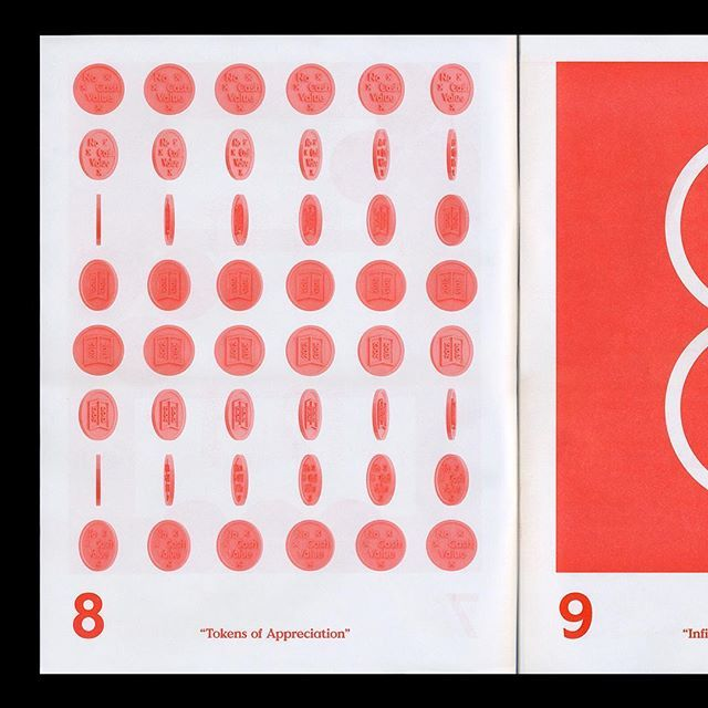 No Cash Value Catalogue, (2012)