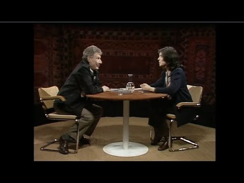 John Berger and Susan Sontag / To Tell A Story (1983)
