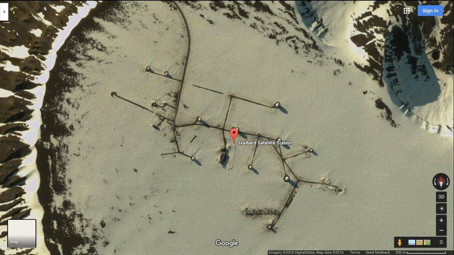 Svalbard Satellite Station