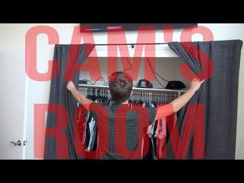 ROOM TOUR!!!   Cameron Dallas