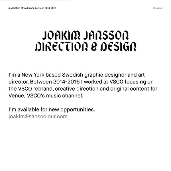 Joakim Jansson