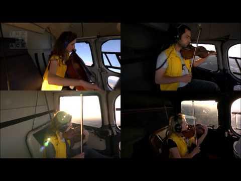 Helikopter-Streichquartett (Helicopter Quartet) - Karlheinz Stockhausen