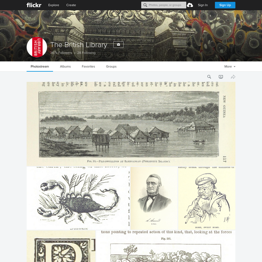 Explore The British Library's 1,023,705 photos on Flickr!