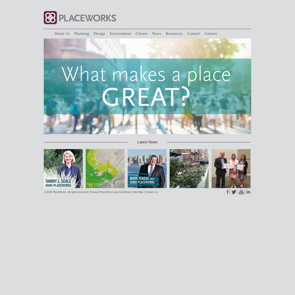 PlaceWorks, Inc. - Community Planning and Design, and Environmental Planning