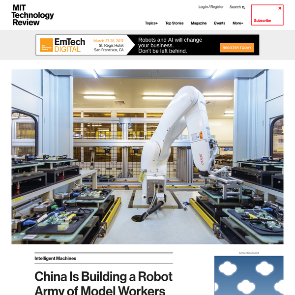Inside China's effort to replace millions of manufacturing workers with robots