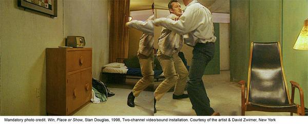"Stan Douglas, ""Win, Place or Show"" 1998"