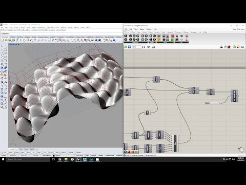 Grasshopper - Using Morph Boxes