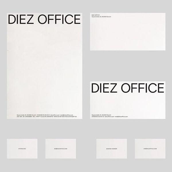 new identity, new website for industrial designer @stefandiez design @offoffice #off #offoffice #stefandiez #diezoffice #industrialdesign www.diezoffice.com