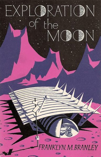 Exploration of the Moon (1965), Eric Fraser