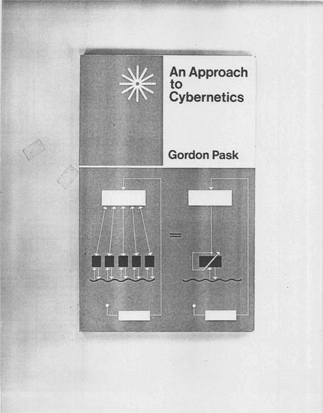 An Approach to Cybernetics - Gordon Pask