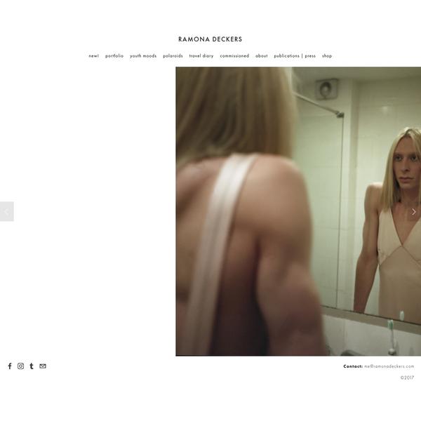 FASHION / PORTRAIT - Ramona Deckers
