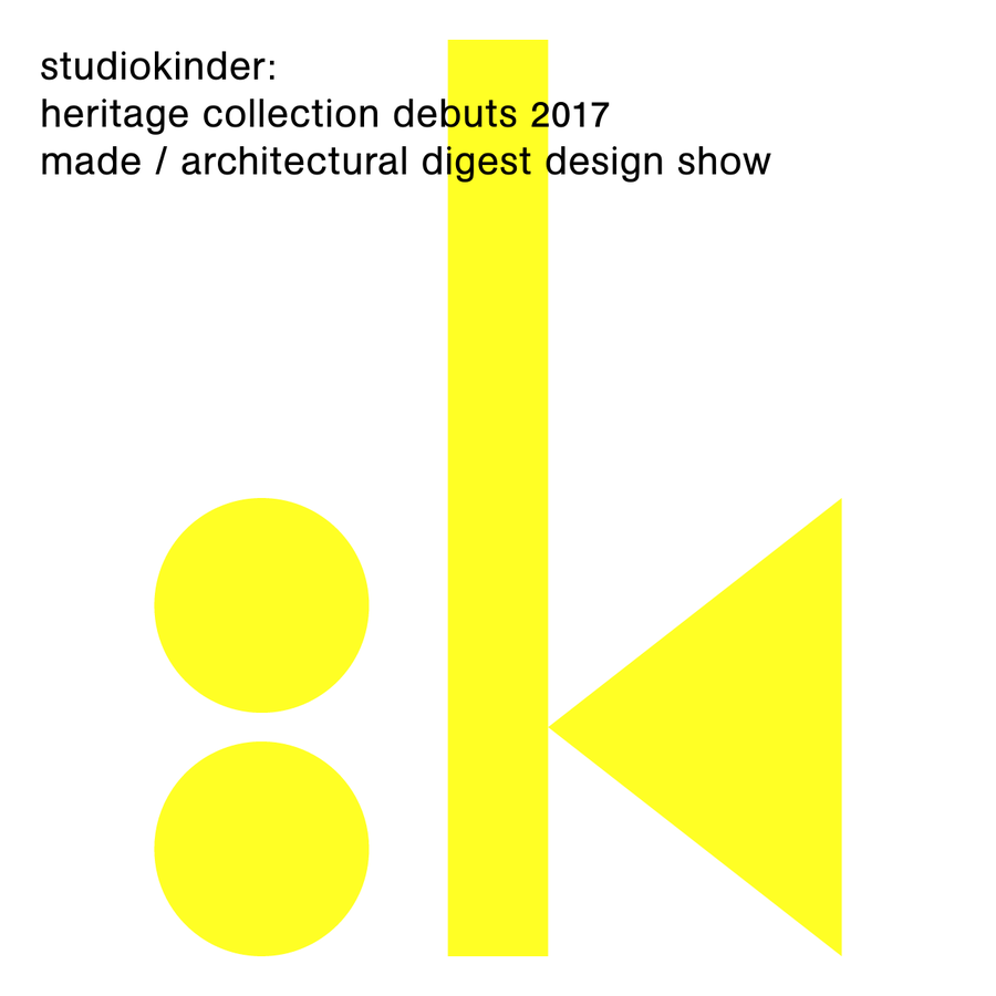 studiokinder's mission is to investigate the development of a growing child's mind and body and translate those needs into functional luxury furniture for play, work, and study.