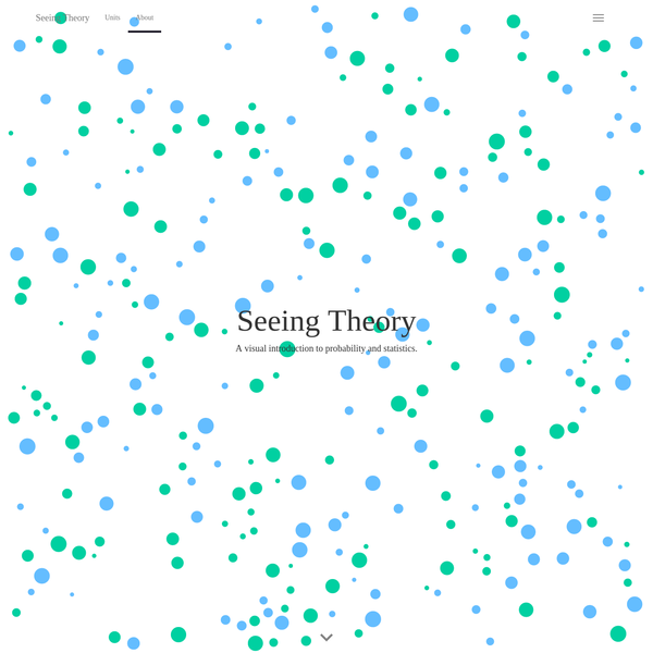 Seeing Theory
