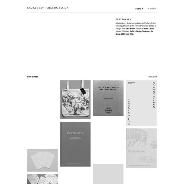 Laura Grey Graphic Design
