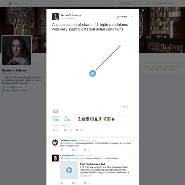 Fermat's Library on Twitter