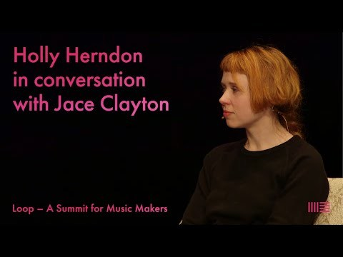 After a presentation describing the process behind her work at Loop 2015, Holly Herndon sat down to a conversation with fellow composer Jace Clayton AKA DJ/rupture. The two forward-thinking producers engage each other on the subjects of artistry as activism, working in both club and academic contexts, the role of optimism and euphoria in electronic music, plus autotune and much more.