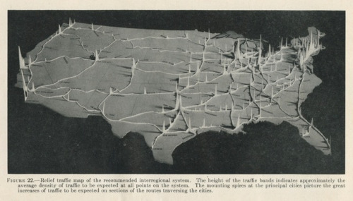 The 51st StateThe relief traffic map abo...