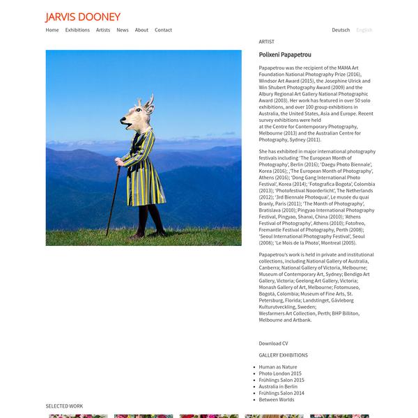 JARVIS DOONEY