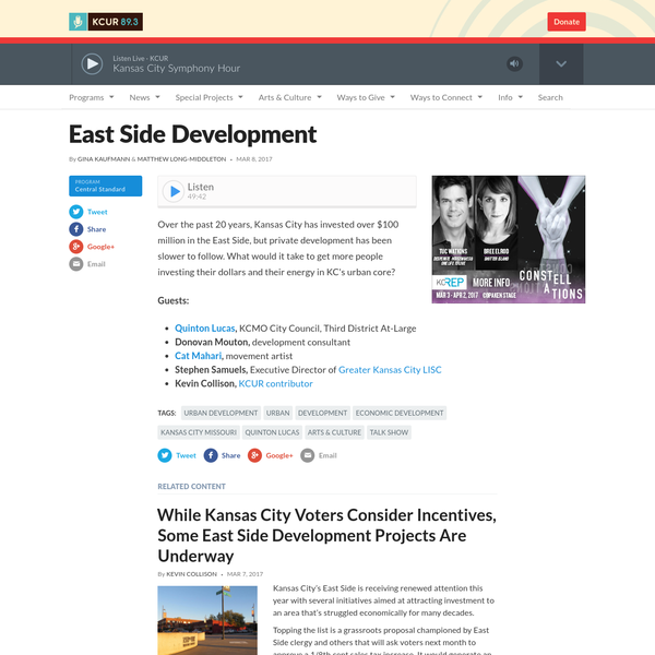 East Side Development