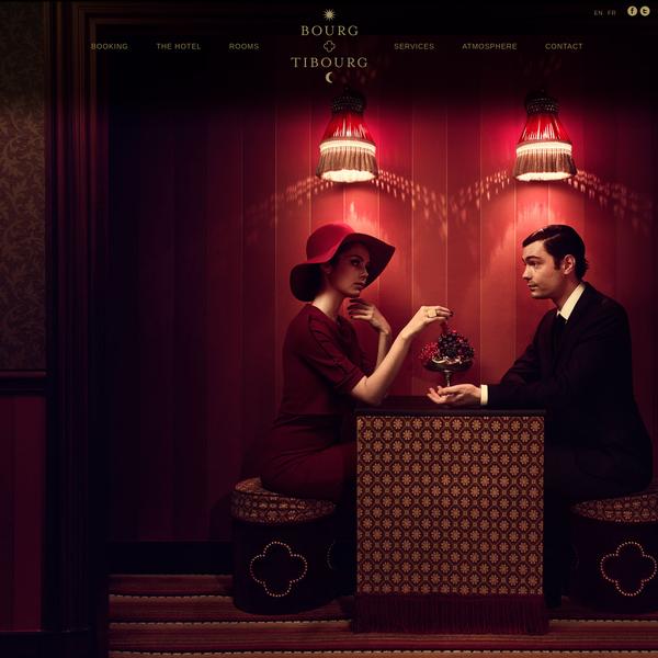 ~ Hotel original Paris, Marais, 4 etoiles | Le Bourg Tibourg