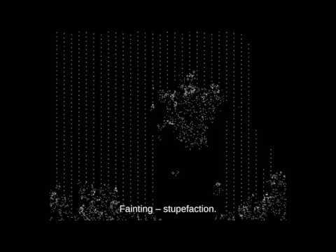 Apocalyptic video essay demonstrating the pervasiveness of catas- trophes as a speci c type of permanent subconscious anxiety of all mankind. A series of question marks over human existence is based on a compelling commentary and visualisation by the OTCA Metapixel machine, which reveals to us the precise path to the extinction of all life on earth.