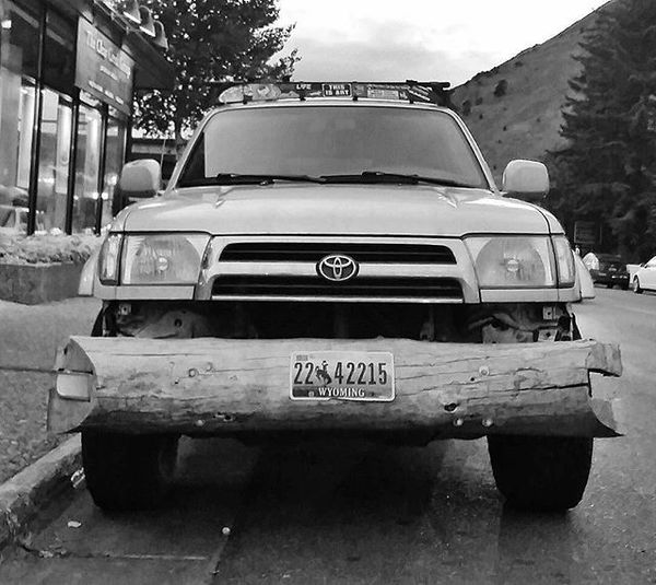 """10 Likes, 2 Comments - Overland as Fuck (@overlandasfuck) on Instagram: """"Fancy bumpers, we don't need no fancy bumpers. You know it. We know it. We're #OverlandAsFuck!..."""""""