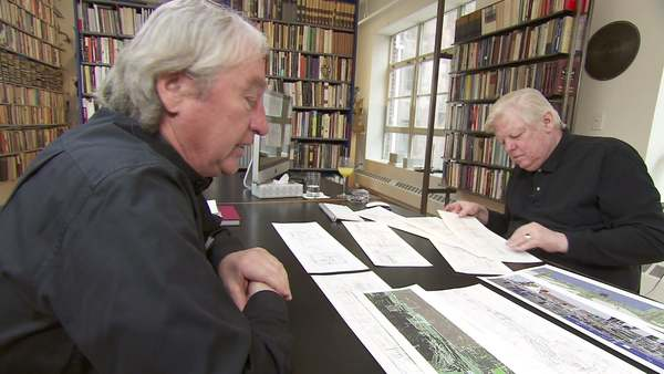 Watch Lebbeus Woods and Steven Holl: The Practice of Architecture Online | Vimeo On Demand