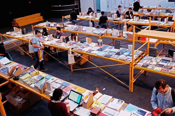 Index Art Book Fair Mexico City