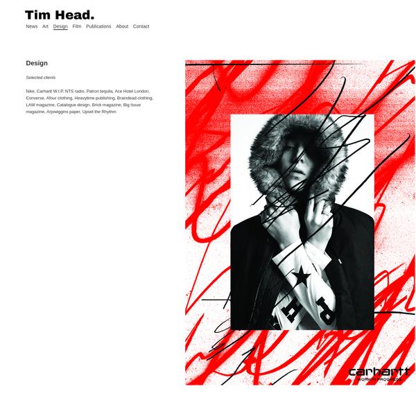 Design - Tim Head