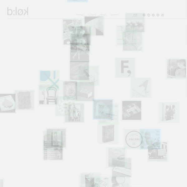 There is always another way. Blok Design.