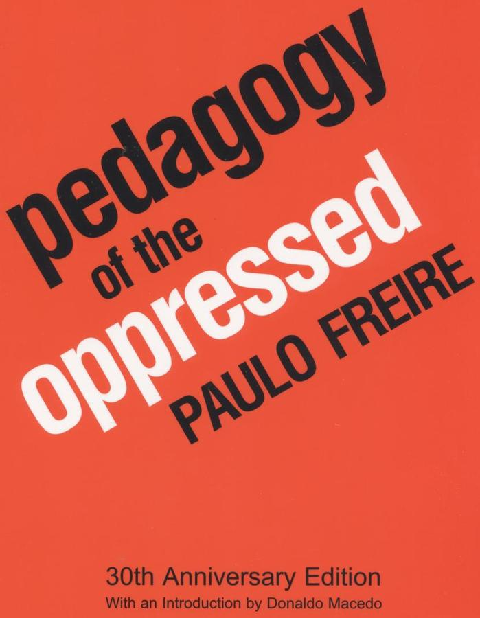 an introduction to the pedagogy of the oppressed Pedagogy of the oppressed / summary: the methodology of the late paulo freire, once considered such a threat to the established order that he was invited to leave his native brazil, has helped to empower countless impoverished and illiterate people throughout the world.