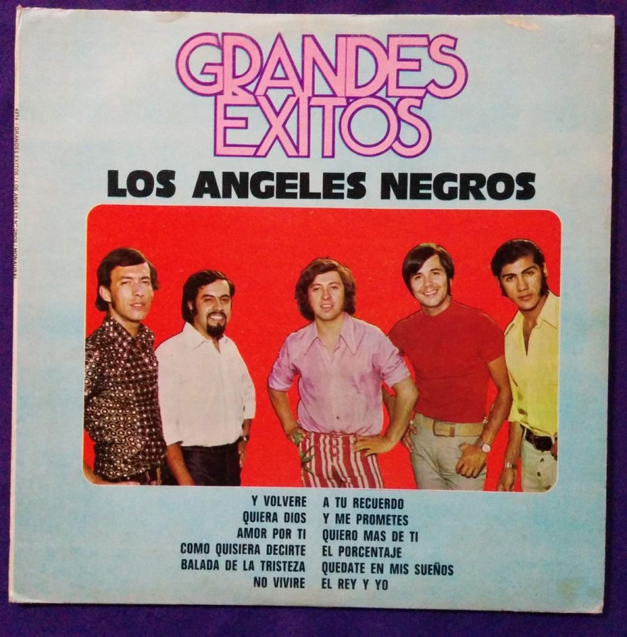 Los Angeles Negro  — Grandes Exitos