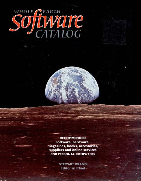 Whole Earth Software Catalog - Stewart Brand