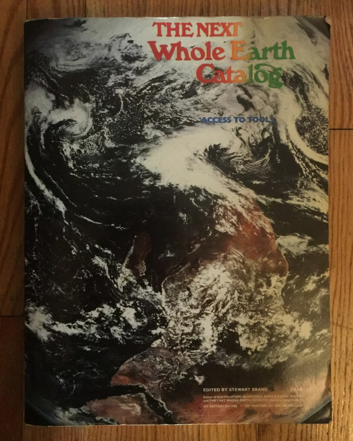 The Next Whole Earth Catalog