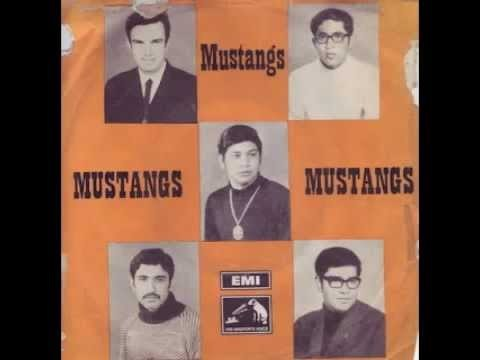 the mustangs 1967