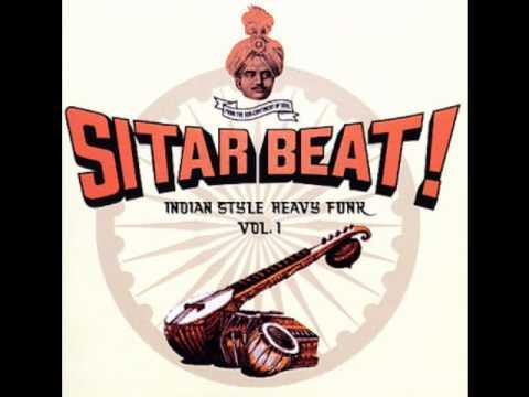 Sitar Beat! Indian Style Heavy Funk Vol. 1