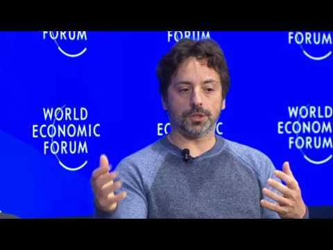 http://www.weforum.org/ A conversation with Google founder Sergey Brin on leadership, entrepreneurship and the Fourth Industrial Revolution. - Sergey Brin, Founder, Bayshore Global Management, USA; Young Global Leader Alumnus Chaired by - Klaus Schwab, Founder and Executive Chairman, World Economic Forum