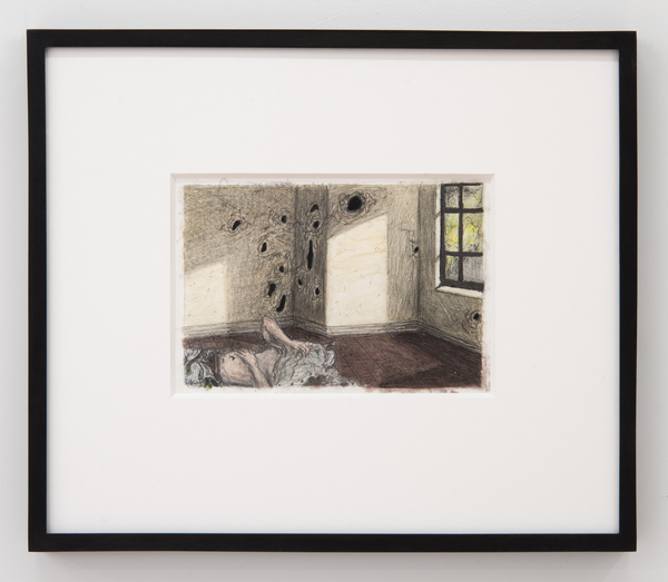 Dan Herschlein, In An Empty Room, 2017