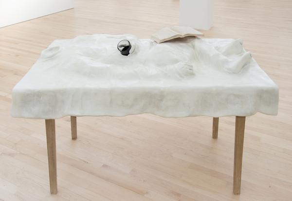 Dan Herschlein, Table, 2017