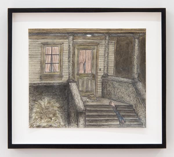 Dan Herschlein, All Night I Carpenter, 2017