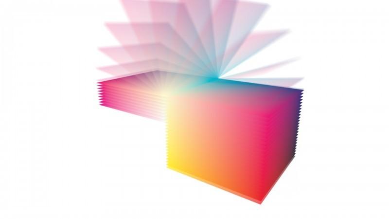 Tauba Auerbach, Colorspace Atlas