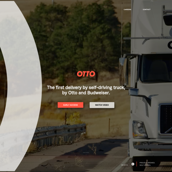Long-haul transit is vital for nearly 70% of the things we buy, yet hundreds of thousands of preventable trucking accidents happen each year on American highways. We believe it's our responsibility to bring safer, self-driving technology to the road.