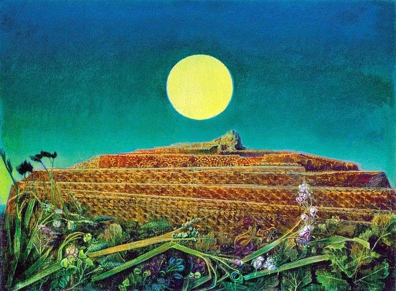 Max Ernst - The Whole City