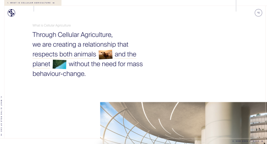 The Cellular Agriculture Society