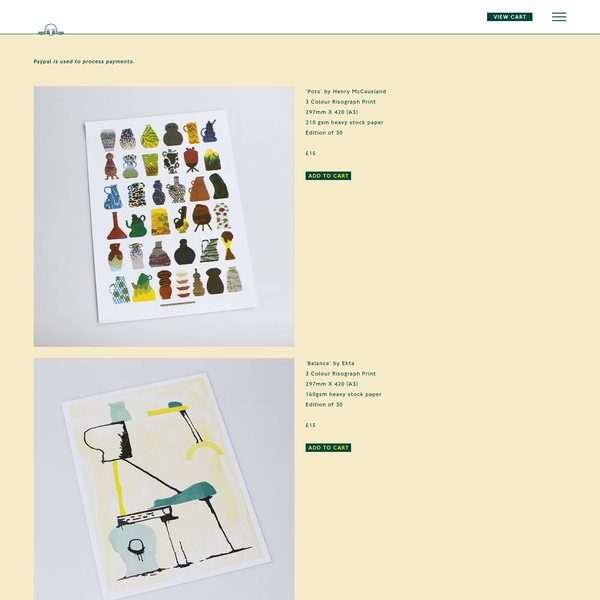 Otto Press is a risograph publisher based London.