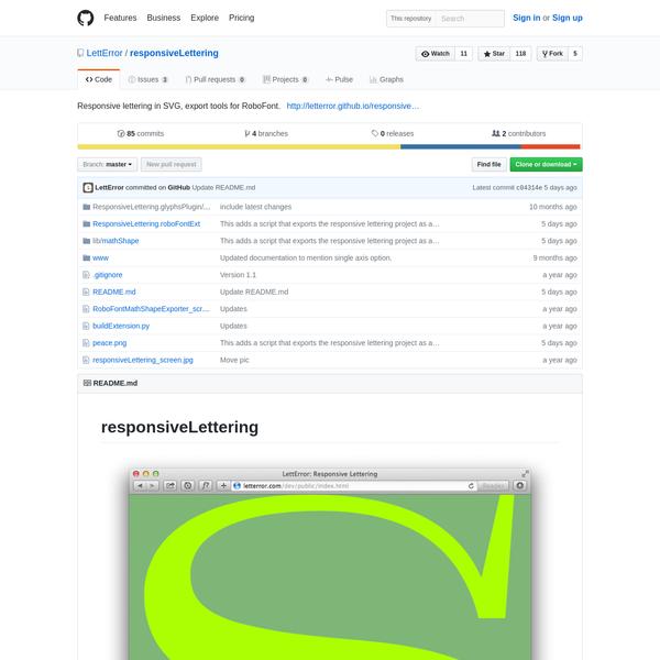 LettError/responsiveLettering