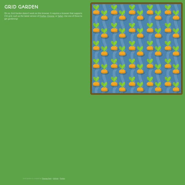 Grid Garden