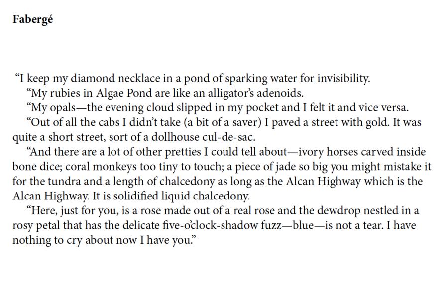 Schuyler, James, _Collected Poems_ (New York: Farrar, Straus, and Giroux, 1993).
